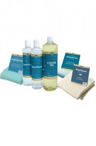 Castor Oil Pack Resupply Kit