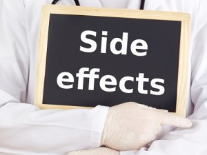 castor oil side effects